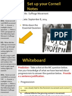 WEBNotes - Day 3 - 2014 - Suffrage - J