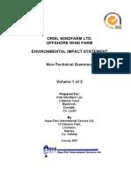 Environmental Impact Statement - Oriel - V1