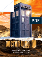 Doctor Who Magazine 467 - 50th Anniversary Edition