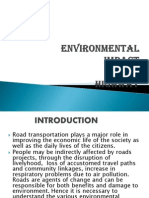 Environmental Impact of Highway