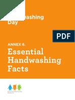 Essential Handwashing Facts