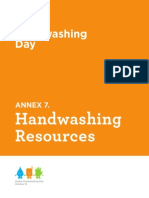 Handwashing Resources