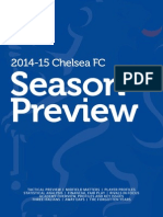 2014-15 Chelsea FC Season Preview