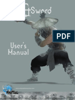 Blade & Sword Manual