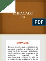 EMPACADO