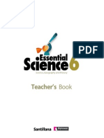 Science Teacher Book 6