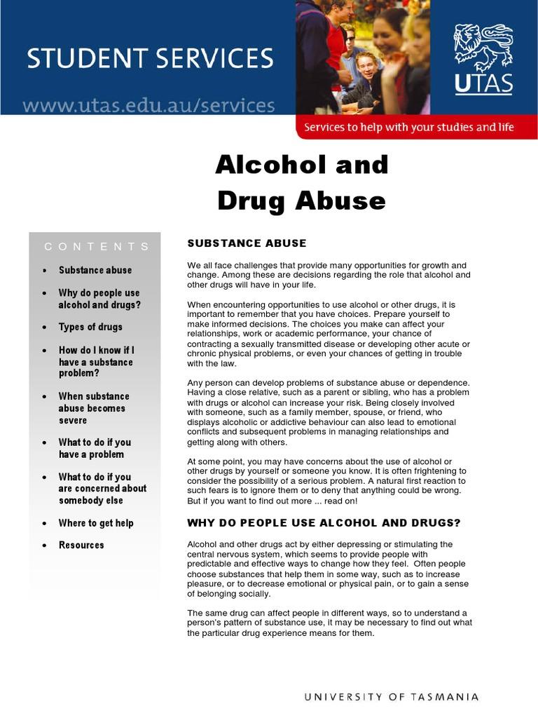Alcohol and Drug Abuse | Stimulant | Psychoactive Drugs