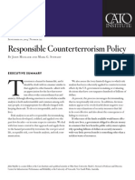 Responsible Counterterrorism Policy