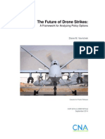 The Future of Drone Strikes- A Framework for Analyzing Policy Options