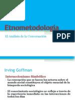 Etnometodología Analisis de La Conversacion