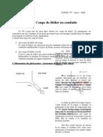 TP4 - Coup de Bélier