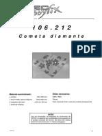 Cometa Diamante - 106212bm
