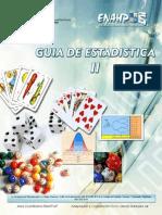 Guía de Estadística II 2014