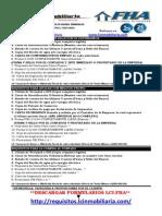 1.Listado de Requisitos Para La Compra de Vivienda Lci-fha