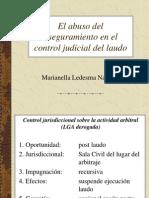 Presentación Dra Ledesma