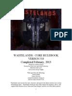 Wastelands Rulebook V5.0