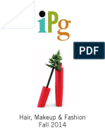 IPG Fall 2014 Hair, Makeup & Fashion Titles