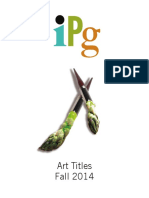 IPG Fall 2014 Art Titles
