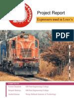 Tkd Final Report (Expressors)