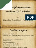 Poesía Épica y Narrativa Medieval
