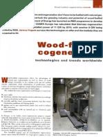 Wood Fuelled Cogeneration