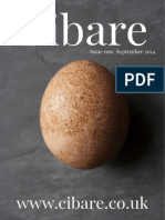 Cibare Food Magazine Issue One
