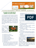 "Bulletin ""Aider... Naturellement Mars 2014 Vol.2 no.1"