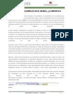 Desempleo en El Peru y El Mundo