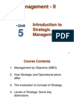 Unit 5 Introduction to Sm