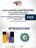 Introduccion a La Virologia