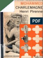 Pirenne - Mohammed and Charlemagne