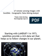 Geodma for Image Classification