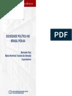 Sociedade e Política No Brasil Pós 64- Bernardo Sorj