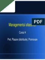 Suport de Curs 4 Management de Afaceri