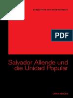 Salvador Allende Unidad Popular
