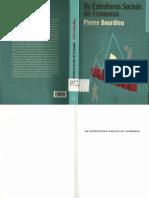 Bourdieu - As Estruturas Sociais Da Economia