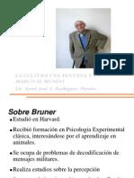 Teorico de Bruner 20121