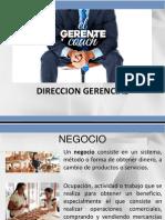 DI 01 Direccion Industrial