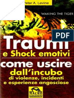 David Levine - Traumi e Shock Emotivi