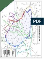 Mapa de Restrição de Transito - SP