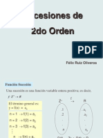 11v2da. Clase Sucesiones 2do Orden PRE