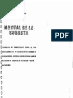 Manual de La Subasta Comision Federal de Telecomunicaciones