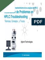 Manual Columnas Agilent
