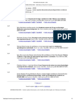 IAH Interface de Pesquisa - Lista