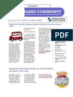 September Community Flyer