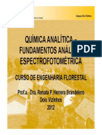 Espectroscopia florestal