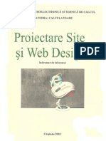 Proiectarea Site Si Web Design