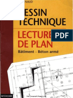 Dessin Technique Lecture de Plan