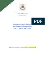 Rgolamento IUC Chioggia