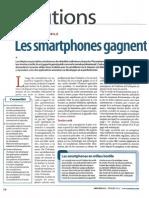 MESURES Fev 2013 Smartphones Efficacité Énergétique Compteurs Électriques Smart Meters Smart Grid Réseaux Intelligents